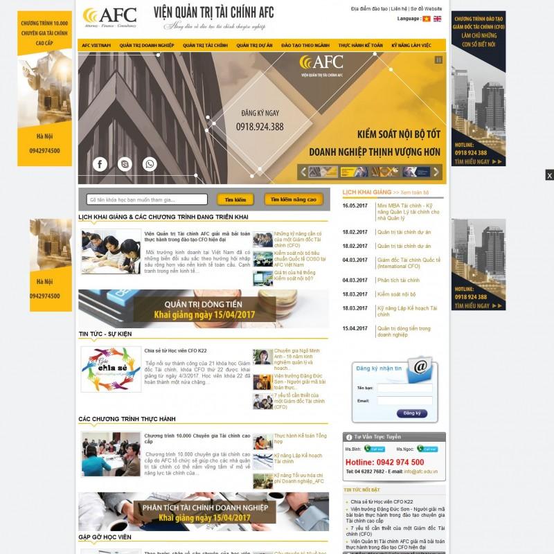 AKRwebvietC127  – acf.edu.vn Viện Quản Trị Tài Chính AFC – Đào Tạo Tài Chính Chuyên Nghiệp