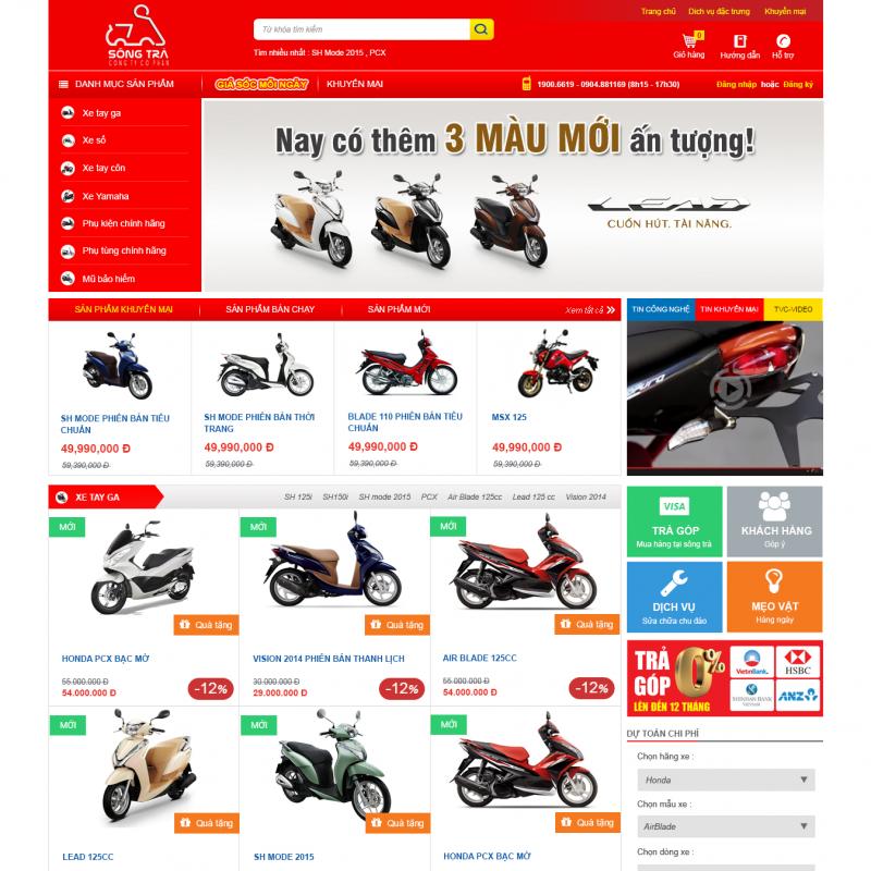 Thiết kế website chuyên nghiệp tại Hồ Chí Minh (HCM)