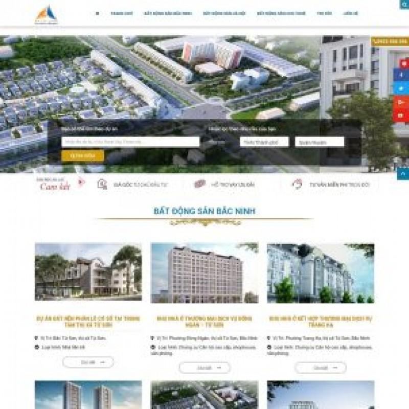 AKRwebvietC111 – anlacland.com Thiết kế website bất động sản