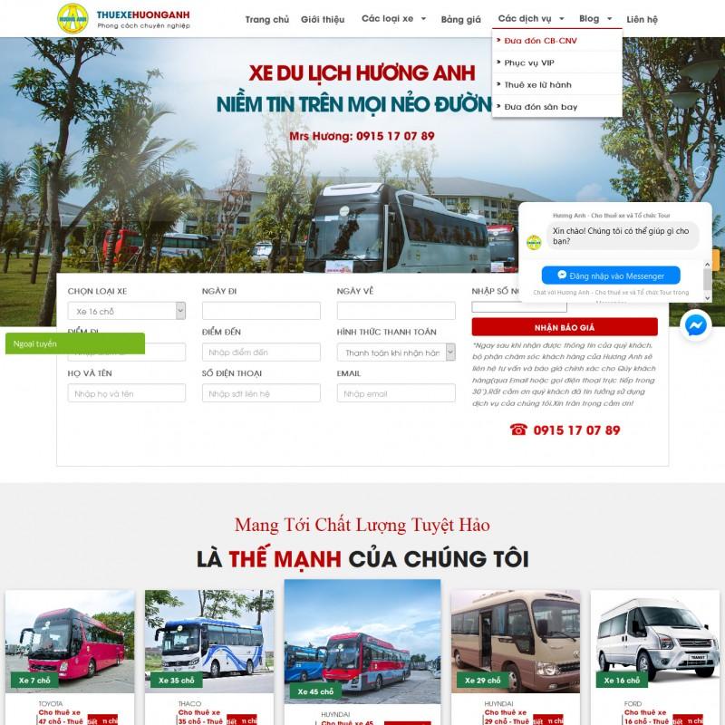 AKRwebvietC145 – chothuexedulichhuonganh.vn – Xe du lịch Hương Anh – Cho thuê xe du lịch từ 4 đến 47 chỗ