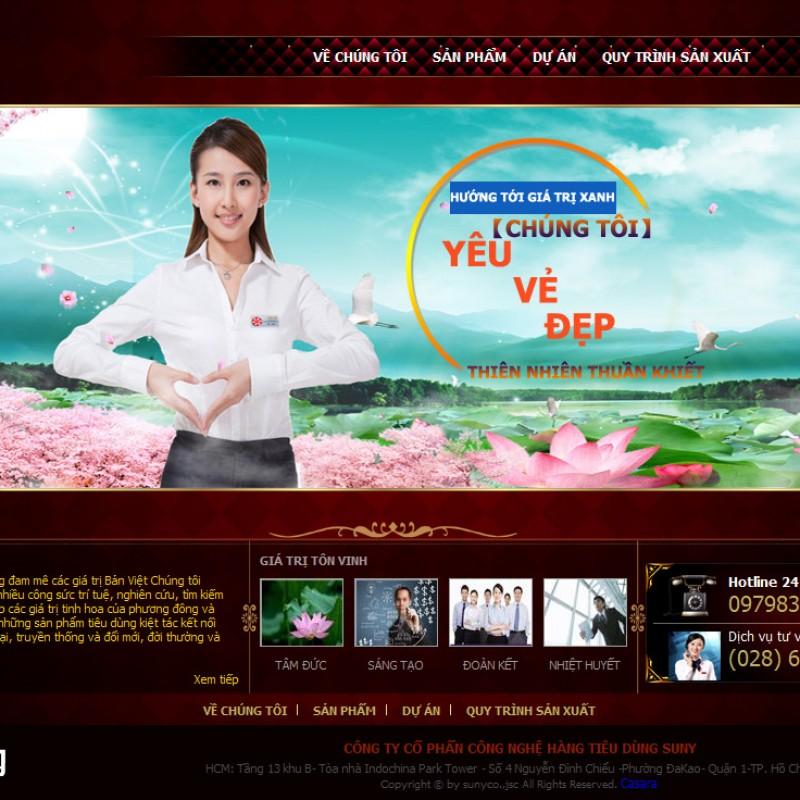 AKRwebvietC147 – suny.com.vn – Công ty cổ phần hàng tiêu dùng Suny