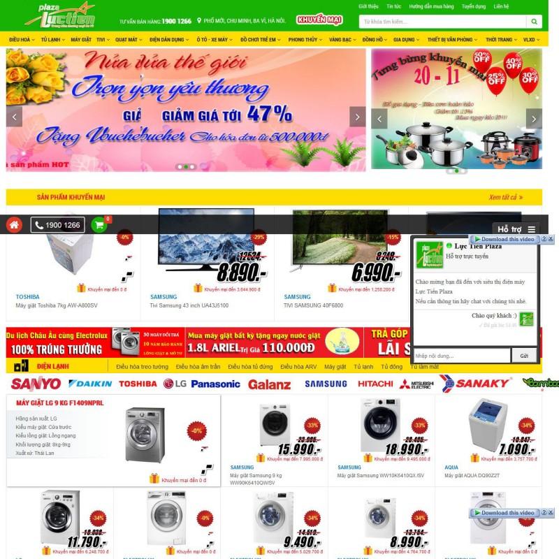 AKRwebvietC107 – luctien.vn Thiết kế website hệ thống vàng bạc